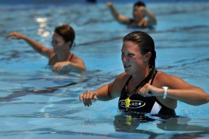 20th FSS swimming as a workout option